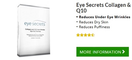 eye secrets collagen and q10